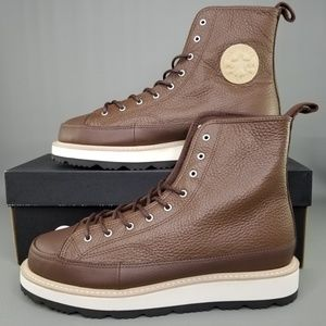 d147246f2604 Converse Shoes - Converse Chuck Taylor Crafted Hi Leather Boot